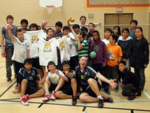 2012-13 Sepak Takraw Skills/Coaching/Referee Clinics